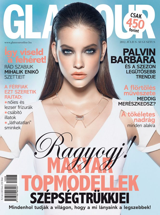 Barbara Palvin, July-August 2012 issue, Photo by Vince Baráti
