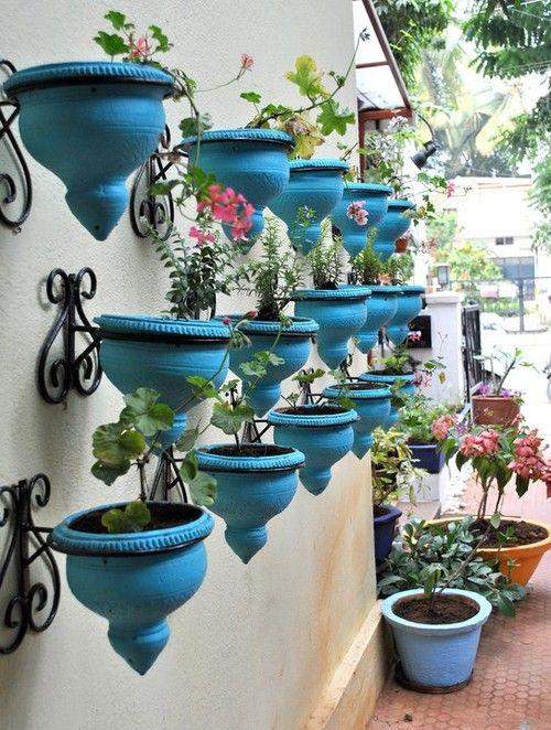 Una buena idea para complementar la decoracion de la pared