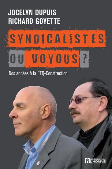 Est-il vrai qu'au Québec, le travail fait chaque année deux fois plus de victimes que tous les meurtriers réunis?  Pourquoi le placement est-il si important pour les syndicats?  Qu'est-il advenu des milliards de dollars recueillis à même les contributions des travailleurs et disparus de la caisse de l'assurance-emploi?  Quelles sont les véritables raisons à l'origine de l'un des plus retentissants fiascos financiers de notre histoire, la Gaspésia?  Cote: HD 6529 Q4D86 2013
