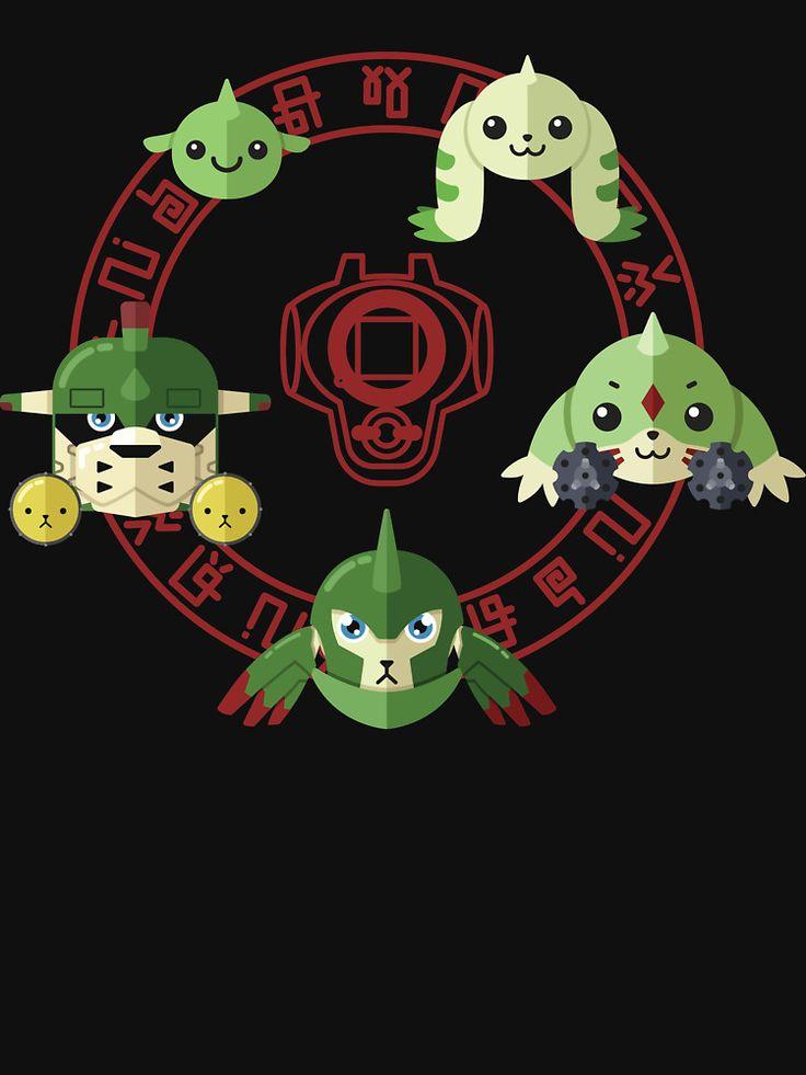 Terriermon Evolution Otaku Digimon Tamers Digimon