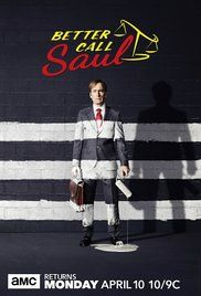 Better Call Saul -- season 3--Bob Odenkirk, Jonathan Banks, Michael McKean, Rhea Seehorn, and Michael Mando
