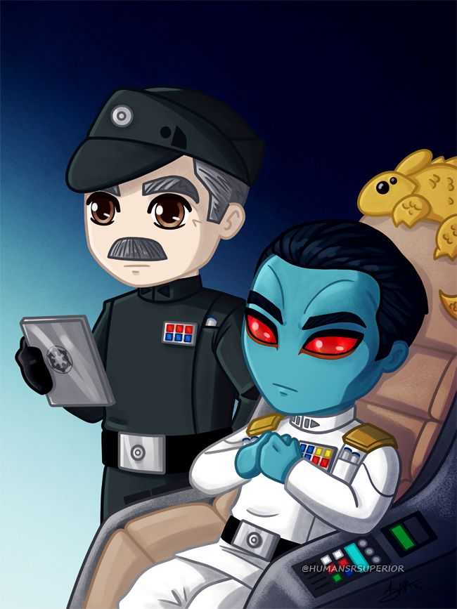 """""""Little Imperial Command 