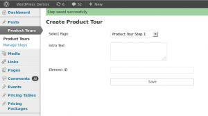 Creating Intro.js Powered Tours in WordPress