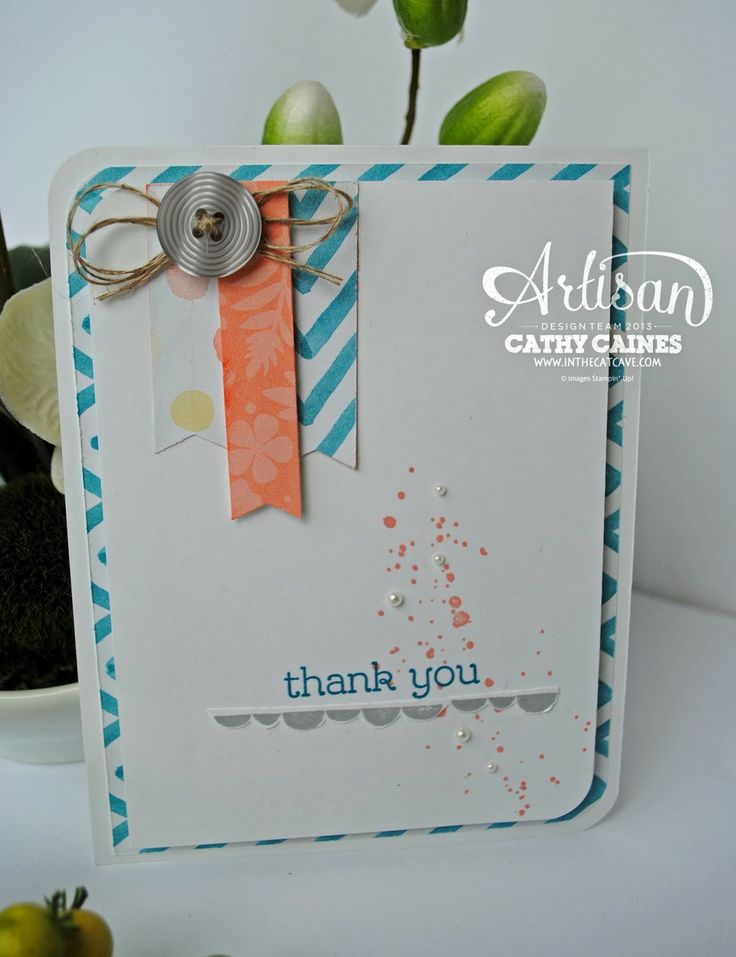 Leadership Display Boards Day 8: Hello everyone! by Cathy Caines @Stampin' Up!