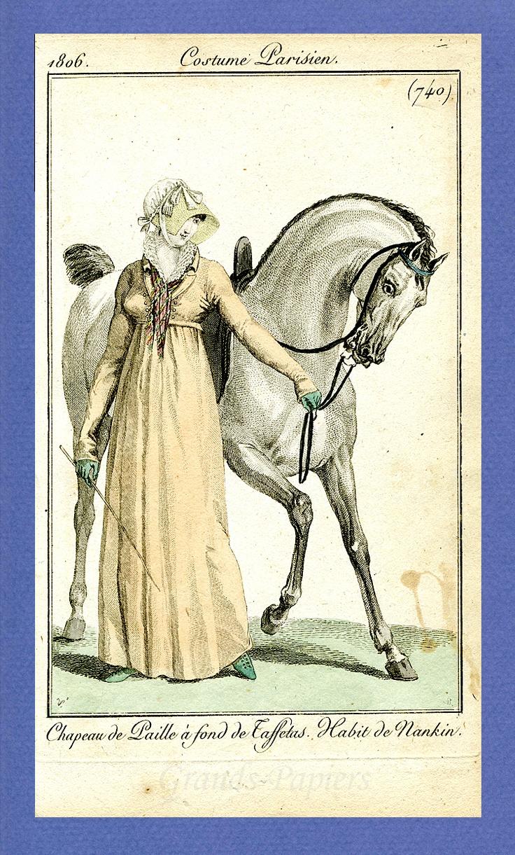 1806 Riding Habit