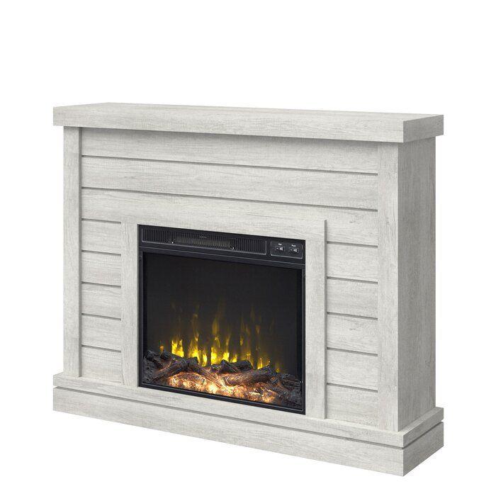 Breakwater Bay Shoalhaven Electric Fireplace Reviews Wayfair