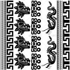 Image result for Mayan patterns