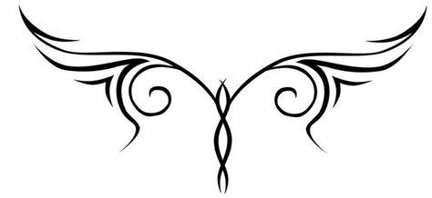 female tribal back tattoos   Pregnancy Lower Back Tribal Tattoo Pictures Womens …,