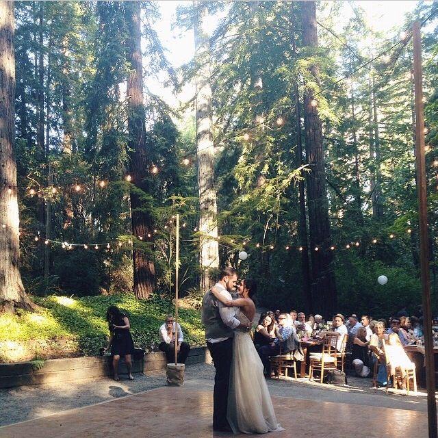 Wedding Venues In The Woods: Griffith Woods / Wedding Venue / Santa Rosa, CA