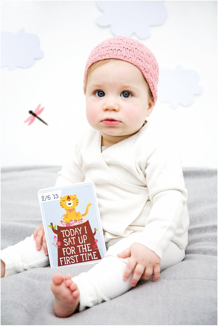 MILESTONE Cards Baby Cards Gift Set - 30 Pk - Free Shipping