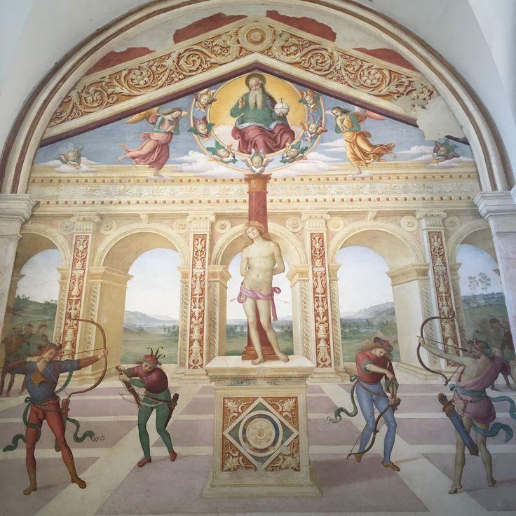 Chiesa di San Sebastiano, Panicale (PG)