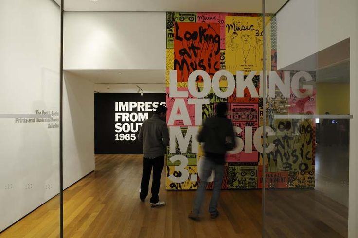 Looking at Music 3.0 - The Department of Advertising and Graphic Design