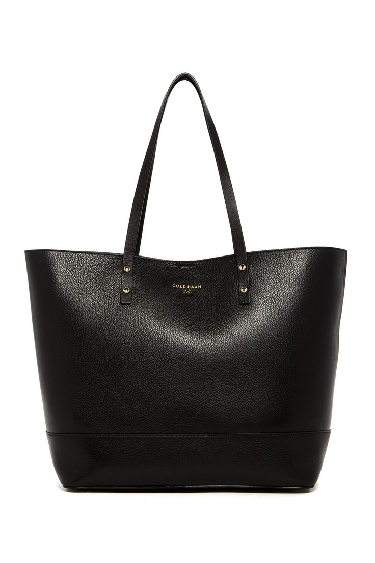 Beckett Large Leather Tote by Cole Haan on @nordstrom_rack