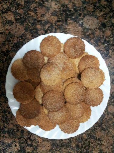 Galletas tipo Napolitanas para #Mycook http://www.mycook.es/receta/galletas-tipo-napolitanas/