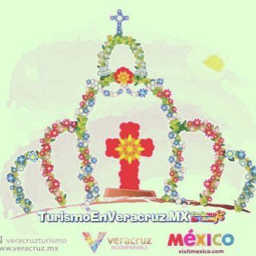 #Fiestas de las cruces de mayo http://www.turismoenveracruz.mx/2014/05/fiesta-de-las-cruces-de-mayo/ #Alvarado #Veracruz