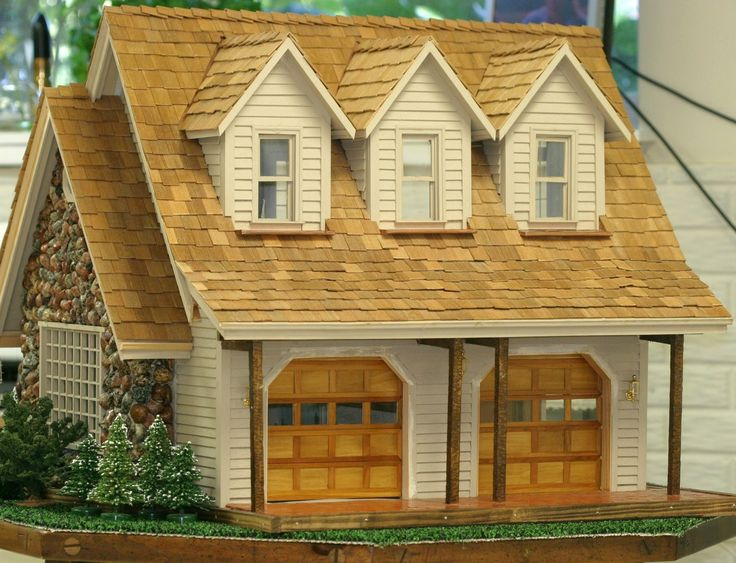134 best Dollhouse GarageWorkshop images on Pinterest