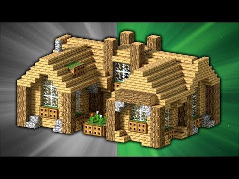 http://minecraftstream.com/minecraft-tutorials/how-to-build-a-starter-house-minecraft/ - How to Build a Starter House | Minecraft A medium size, but simple starter house, with materials you can find from day 1. ➤ House Series – https://www.youtube.com/watch?v=kCv5UO_mQUc&list=PLfF_uOJWuK-sNKEOevNJSa9WBMWoVAI9D ➤ Castle Series –...