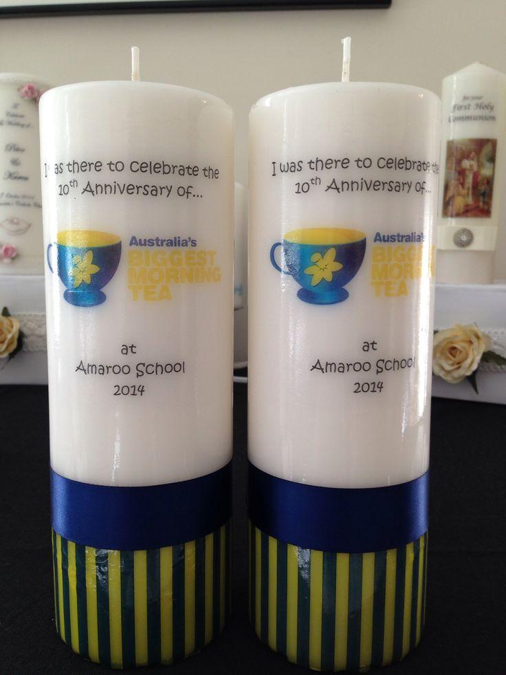 Amaroo Biggest Morning Tea fundraising event