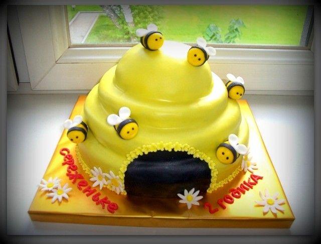 Торт пчелиный улей рецепт