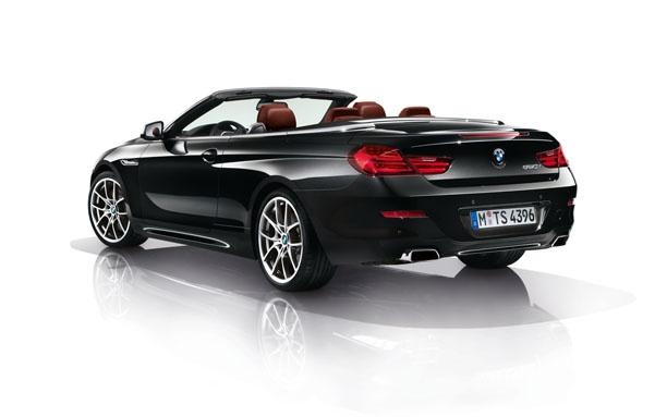 BMW 6 Series Cabriolet