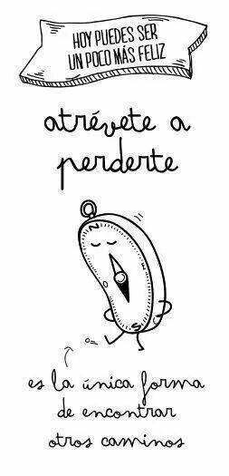 Atrévete a perderte. Mr. Wonderful