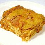 Lasagne all'Ascolana - Un primo piatto a base di carne e pasta all'uovo dal sapore deciso e tipico della cucina regionale marchigiana. Una pietanza gustosa adatta ad ogni occasione: le lasagne all'ascolana.