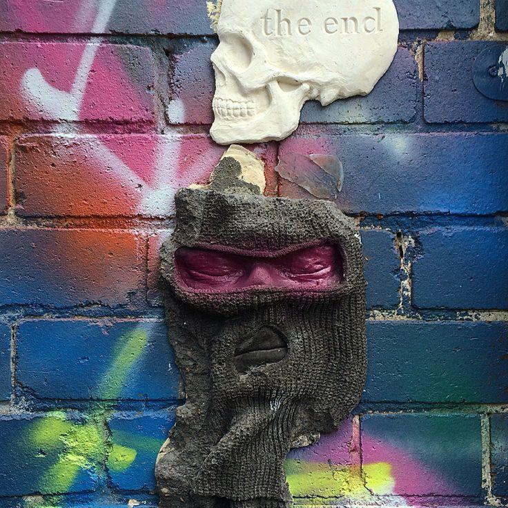 Will Coles sculptures. Newtown.