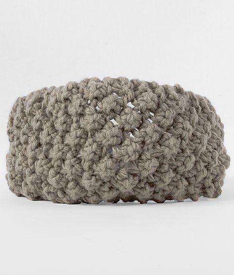 Crochet Ear Warmer : Crochet Ear Warmer