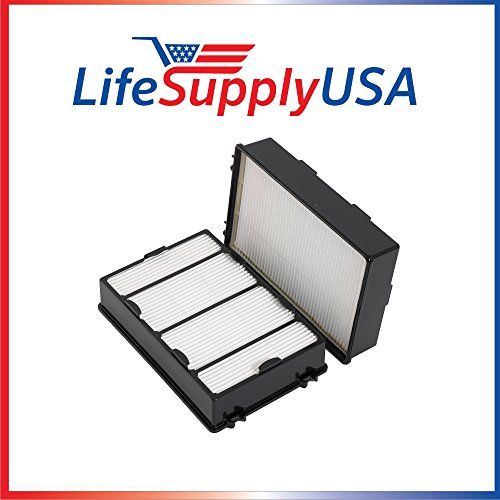 2-Pack fit to Holmes HEPA Air Filter Compare To Filter Part # 16216 HRC1 Holmes Part # HAPF600 HAPF600D HAPF600D-U2 By Vacuum Savings