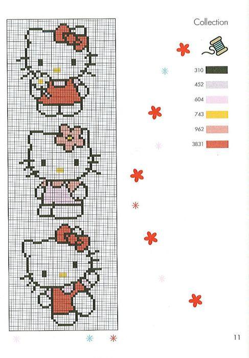 Вышивки крестиком схемы картинки закладки