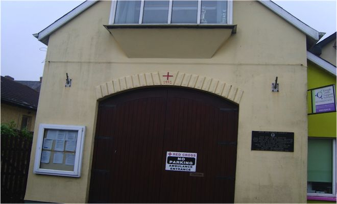 Nationwide Safety Prevention and Certification Kinsale Red Cross Cork Unit fire Safety Survey