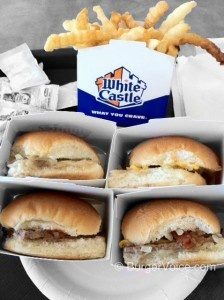 White Castle --  be still my heart :) i remember getting these when I was a kid...that was the only time I ever tried them!