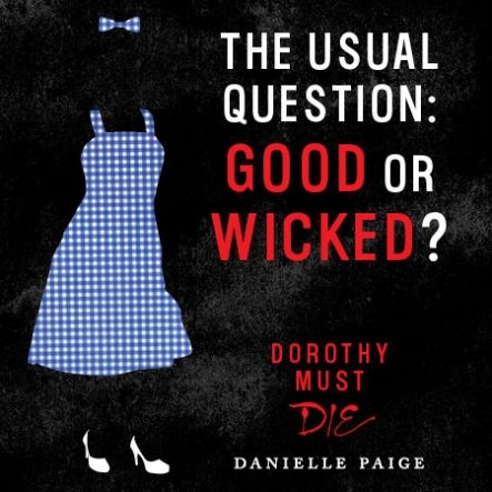 Dorothy Must Die Graphic #5