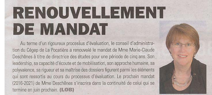 L'Oie blanche - 22 décembre 2015 (p. 11)
