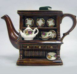 Royal Albert China - Collector Teapots