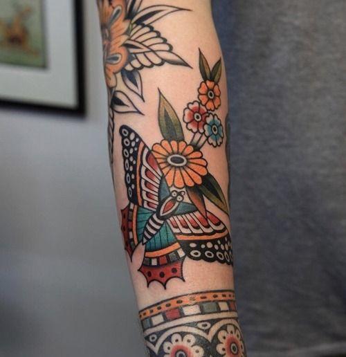 Tattoo Blog | Tattoos, Stomach tattoos, Cuff tattoo