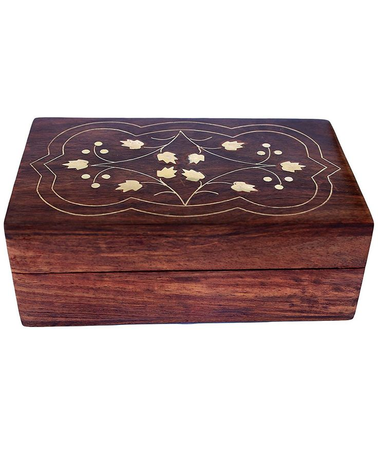 Best Wooden Jewelry Boxes: 10 Best Ideas About Wooden Jewelry Boxes On Pinterest