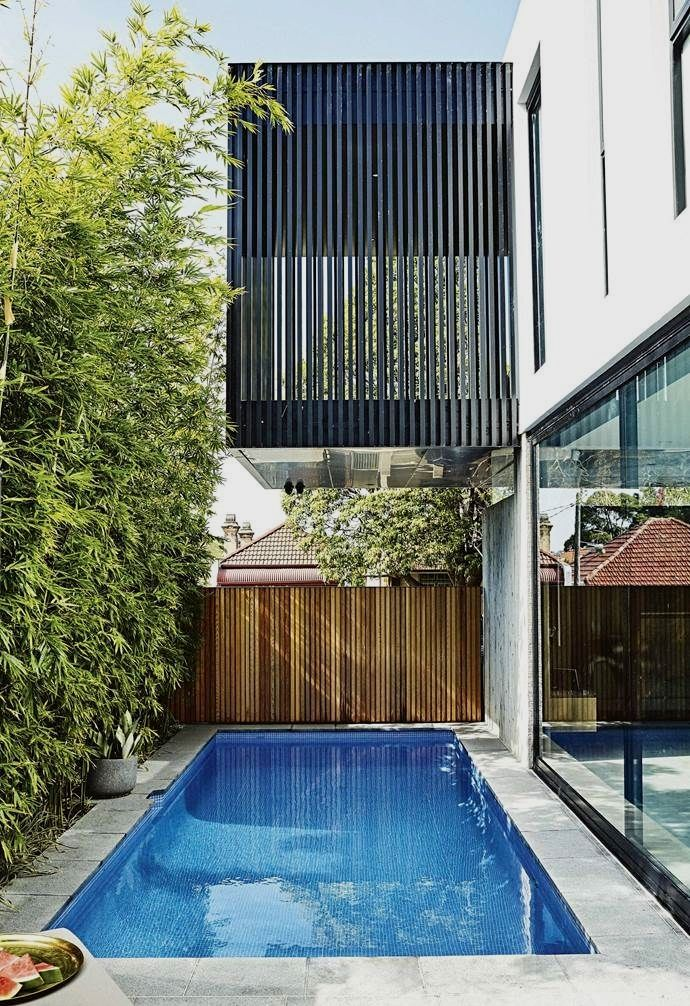 Leading Modern Terrace And Outdoor Space Design Ideas Table Outdoor Modernterrace Ideas Desig Pool Landscape Design Pool Landscaping Country Garden Design