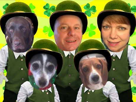 Celebrate St. Pat's with the shakin' o' the booty! Cast five in our cheery, beery Leprechaun Dance.