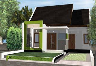 desain gambar rumah minimalis modern sederhana | rumah