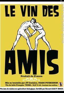 Jeff Coutelou - Le Vin des Amis Roman atmosphere for this one http://www.robersonwine.com/shop/le-vin-des-amis-2012-mas-coutelou
