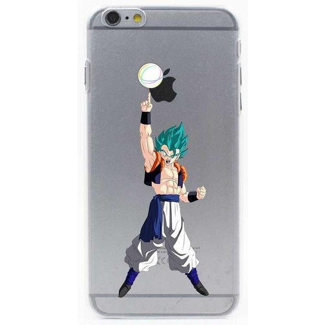 Dragon Ball Z super sayan Hard Hollow Out Transparent Case Cover for iPhone 4 4s 5 5s SE 6 6s & Plus