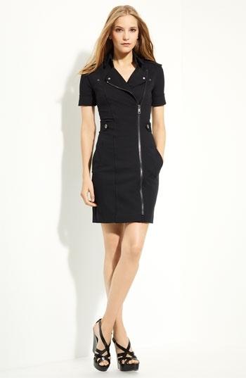 Burberry Brit Zip Front Dress | Nordstrom - StyleSays