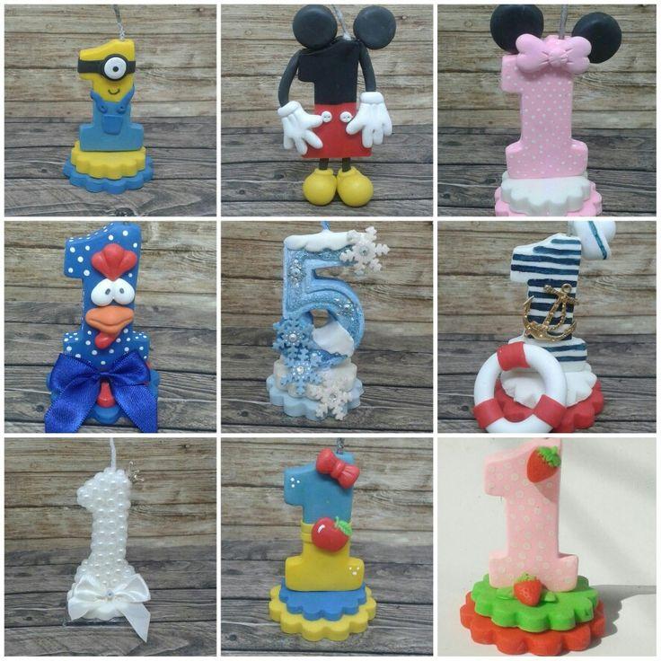 Velas personalizadas. www.facebook.com/crisartdecor1