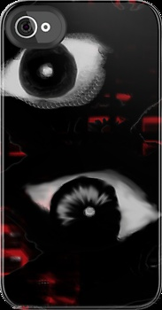 Eyes Everywhere by Samantha Aungle