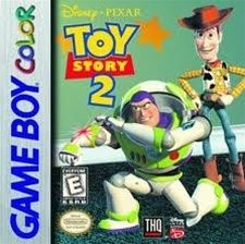 Toy Story 2 - Game Boy Color Game