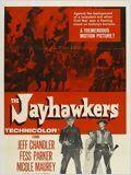 Violence au Kansas (The Jayhawkers) : Film américain western - avec : Nicole Maurey, Jeff Chandler, Fess Parker - 1959