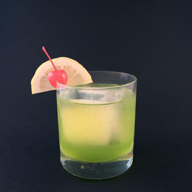 Midori Sour Drink Recept