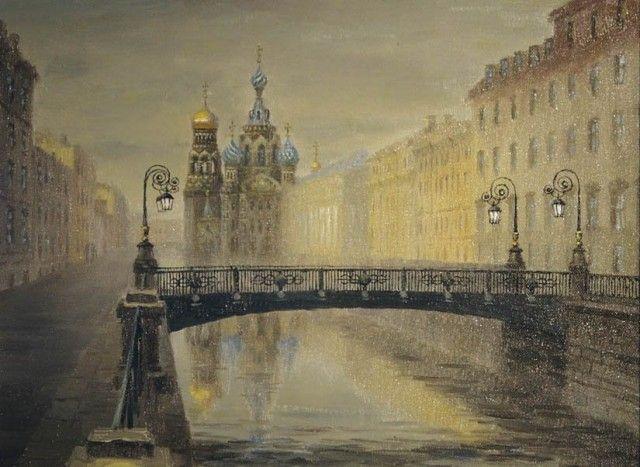Призраки сегодня являются одной из интересных достопримечательностей Санкт-Петербурга.