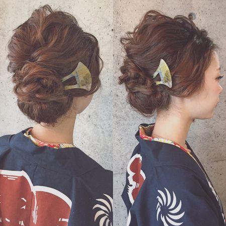 マリ 浜松祭り hair l 浜松市にある美容室 Brillant